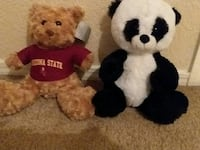 CUTEArizona state teddy bear and panda bear Phoenix, 85020