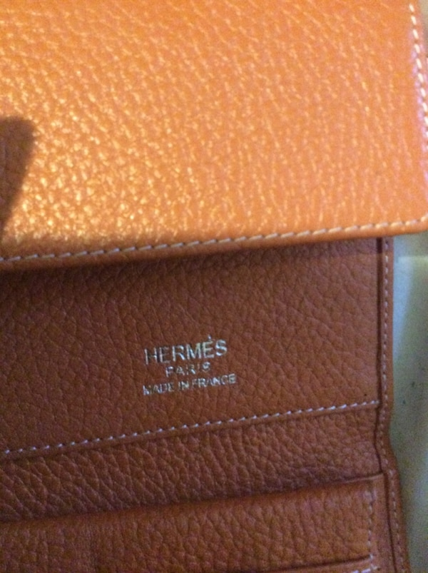 52b8b1c7866 Used HERMES AND YVES ST LAURENT WALLET for sale in Barrie - letgo