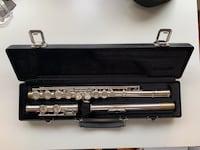 Gemeinhardt Closed-hole Student Flute (cleaner included) Vaughan, L4L