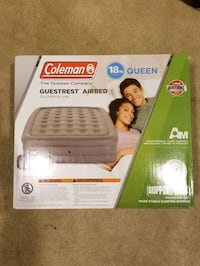 Coleman air mattress  Las Vegas, 89113