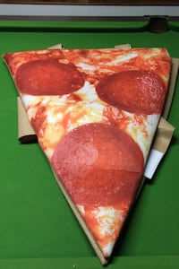 Pizza costume. Good condition  Vancouver, V5N 1V5