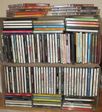 CD SALE of POP/COUNTRY/DANCE/TECHNO Newmarket