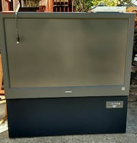 52inch Magnavok TV with DVD player  Indiana