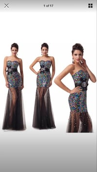 Formal gown  26 km