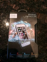 iPhone 6 lifeproof case mint condition Calgary, T3A 2A8