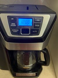 Coffee Maker+ grinder combo