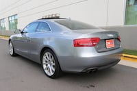 grey Audi coupe 16 mi