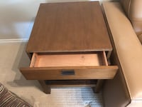 End table  Beaumont
