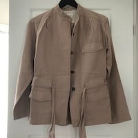 Wilfred Linen Jacket  Toronto, M2M 0A6