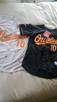 Brand new Authentic Orioles jerseys Columbia, 21045