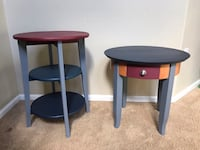 Side/End Table and 3 Tier Shelf Longmont, 80504