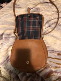 brown leather crossbody bag and wallet Markham, L6C 1R6