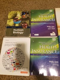 College books for healthcare  Lawrence, 01841