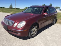 2004 MERCEDES E320 4MATIC WAGON 7 SEATS Vaughan