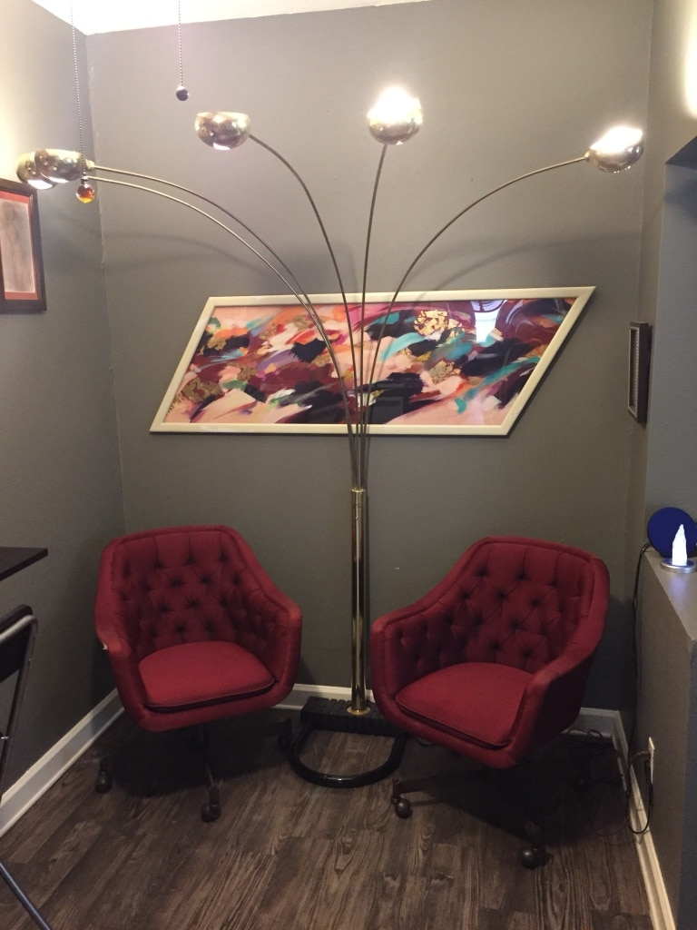 used vintage mid century furniture chairs tufted seats for sale in rh gb letgo com