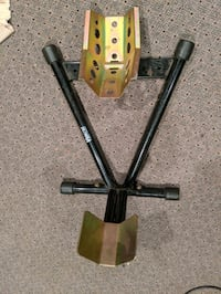 Motorcycle wheel chock/stand Newport News, 23607