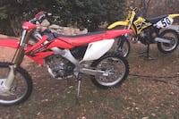 Fully rebuilt 2004 crf250r with a.p.e racing cylinder head Roswell, 30075