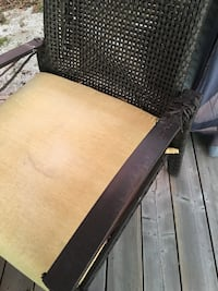rectangular brown wooden table with chairs Vaughan, L4K 0G3