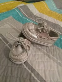 Baby Sperry shoes