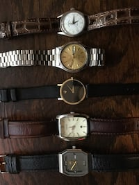 Vintage watches for Sale St. Catharines, L2R