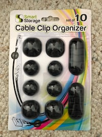 Cable clip organizer  Mississauga, L5N 2P4