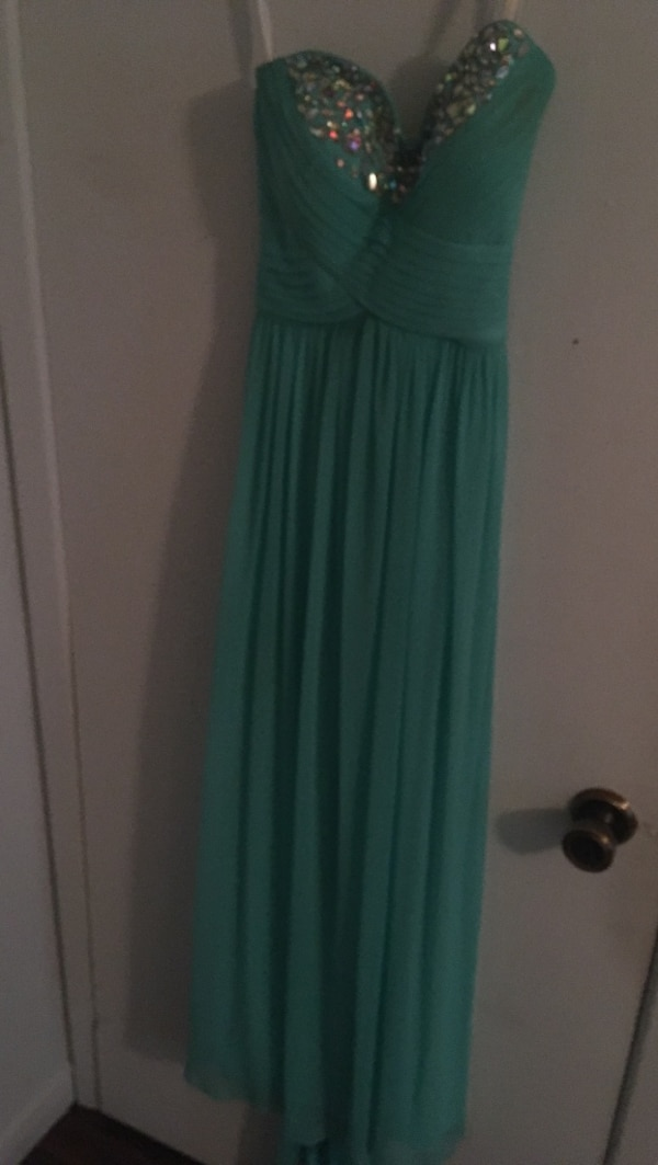 Used Prom Dress In Perfect Condition For Sale For Sale In Sudbury