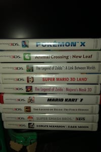 3DS Game lot Toronto, M5A 2B7