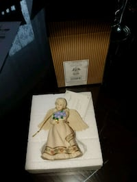 Brand new collectible angel with birthstone month  Durham
