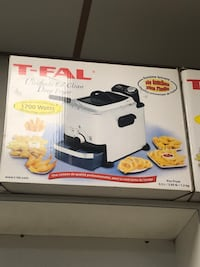 Tfal fryer  London, N5Z 1R5