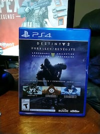 Destiny 2 PS4 MINT Toronto, M3J 1K7