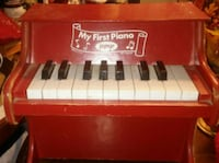 My first piano Berea, 40403