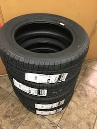 SET 205/55/16 GOODYEAR ASSURANCE NEW $300 INCLUDE MOUNTED,BALANCE AND TAX. Whittier, 90605