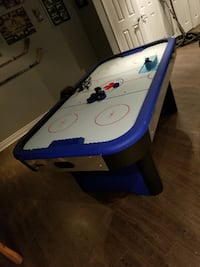Air hockey table WOODBRIDGE