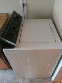 white top-load clothes washer Norfolk, 23504