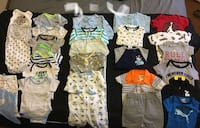 3-6 month old baby clothes  Baldwin Park, 91706