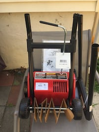 """Electric Snow Thrower 15"""", $40 Cherry Hill, 08002"""