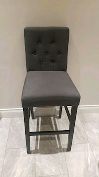 Fabric bar seat stool North York, M3H 2M5