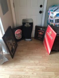 Bar signs for your man cave or bar Selden, 11784