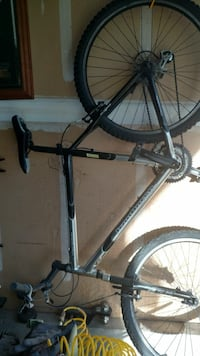 black and grey hardtail bike Vancouver, 98683