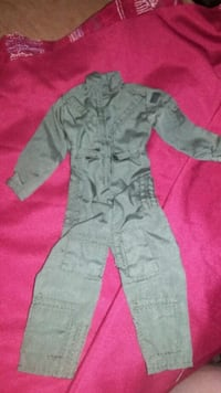 GI Joe outfit cloth one piece Indianapolis, 46219