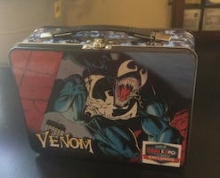 Venom Marvel Lunch Box