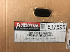 Flowmaster Exhaust for Dodge Dart