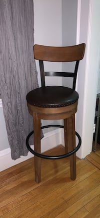Barstool (2)  Cambridge, 02138