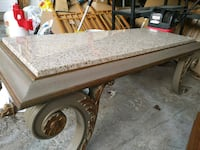 Marble Coffee Table - VERY HEAVY - $150 Ringgold
