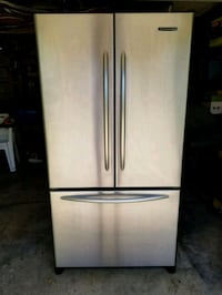 stainless steel french door refrigerator Dallas, 75211