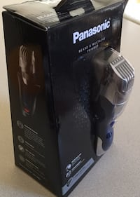 Panasonic ER-GB40-S; Cordless Men's (Beard & Mustache) Trimmer Fairfax