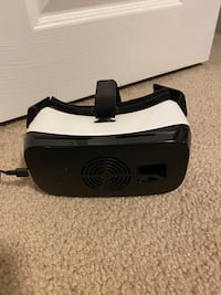 Oculus gear VR goggles for Samsung phone