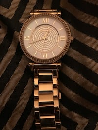 Michael Kors watch real. As Is. working very good, clean as it can be Hamden, 06514