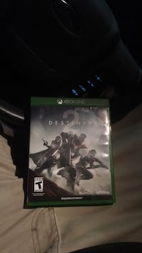 Xbox One Destiny game case Redmond, 98052