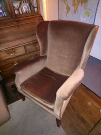 Antique chair North Vancouver, V7N 2J5